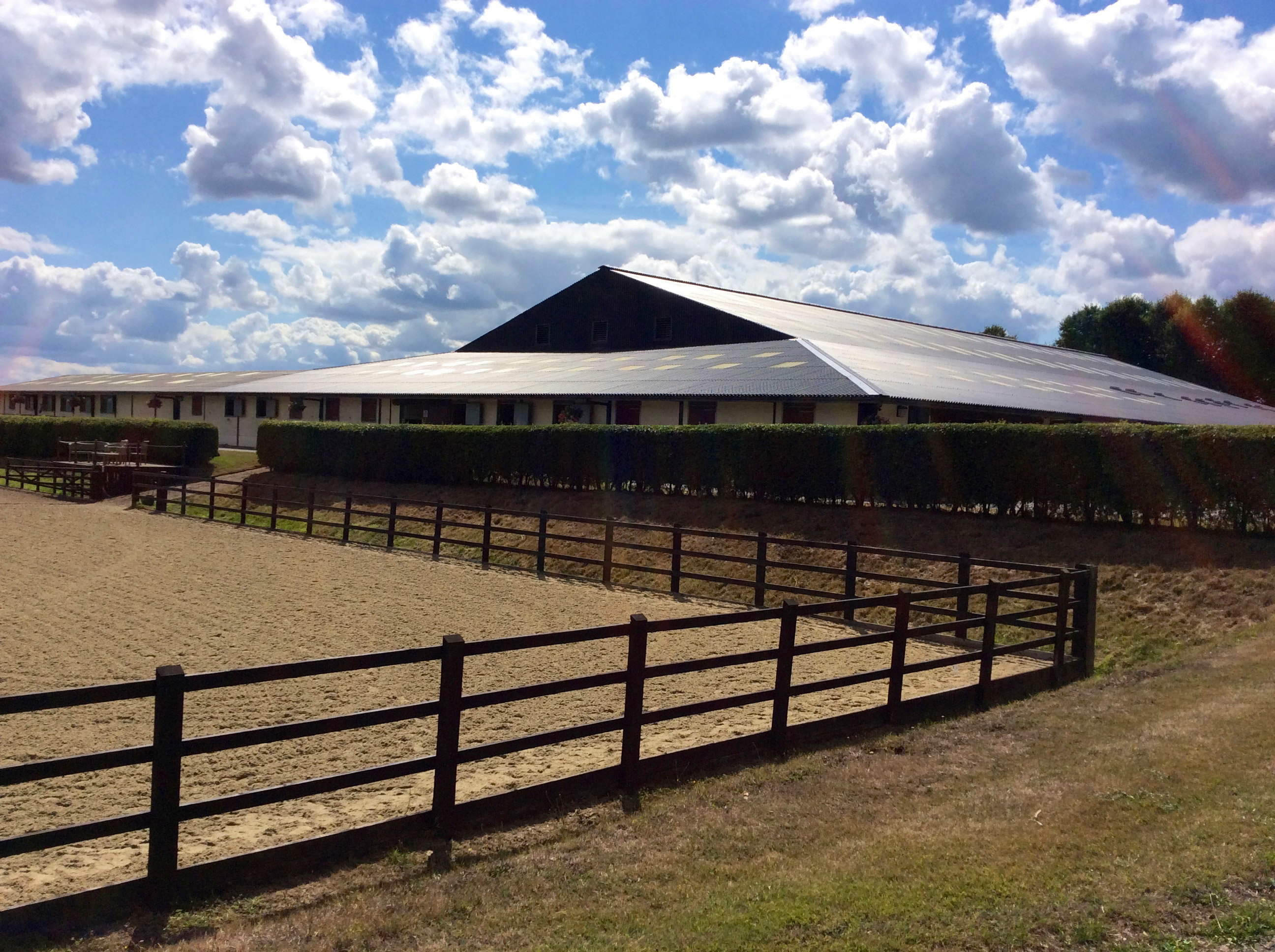 Equine Construction Leaders In Equestrian Buildings