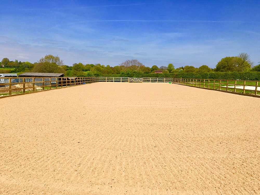 Equine Construction Leaders In Outdoor Riding Arenas