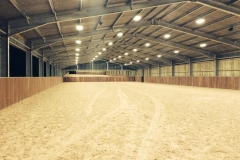 Equine-Construction---Indoor-Arena---Dressage-Yard-Sussex