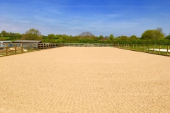 Equine-Construction-Outdoor-Arena-and-Storage-Barn