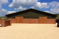 Equine-Construction---Racing-Yard-Lambourn---Front