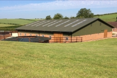 Equine-Construction---Racing-Yard---Lambourn