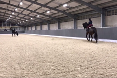 Equine Construction - Brook Farm Indoor Arena