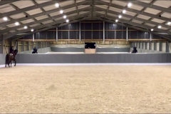 Equine Construction - Indoor Arena Brook Farm